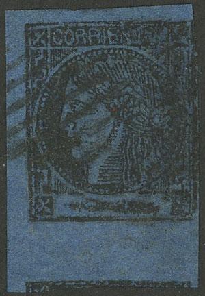 Lot 70 - Argentina corrientes -  Guillermo Jalil - Philatino Auction #1925 ARGENTINA: