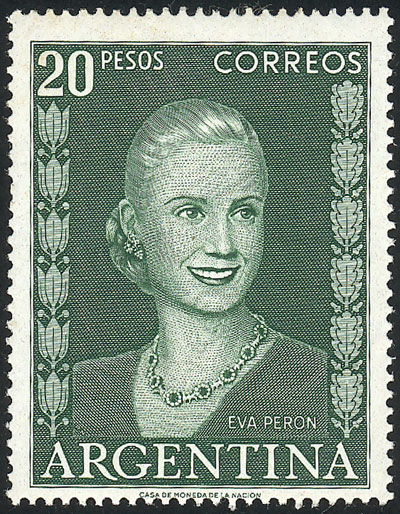 Lot 741 - Argentina general issues -  Guillermo Jalil - Philatino Auction #1925 ARGENTINA: