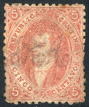 Lot 102 - Argentina rivadavias -  Guillermo Jalil - Philatino Auction #1925 ARGENTINA: