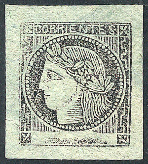 Lot 12 - Argentina corrientes -  Guillermo Jalil - Philatino Auction #1927 ARGENTINA: