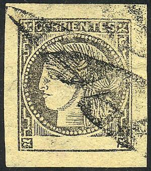 Lot 14 - Argentina corrientes -  Guillermo Jalil - Philatino Auction #1927 ARGENTINA: