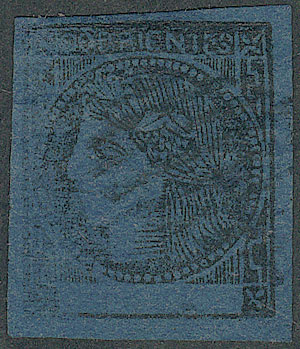 Lot 21 - Argentina corrientes -  Guillermo Jalil - Philatino Auction #1927 ARGENTINA: