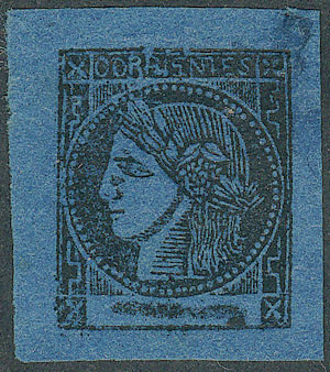 Lot 16 - Argentina corrientes -  Guillermo Jalil - Philatino Auction #1927 ARGENTINA: