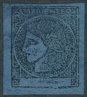 Lot 15 - Argentina corrientes -  Guillermo Jalil - Philatino Auction #1927 ARGENTINA: