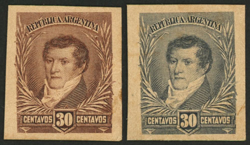 Lot 288 - Argentina general issues -  Guillermo Jalil - Philatino Auction #1931  ARGENTINA: Auction with interesting lots at budget prices!