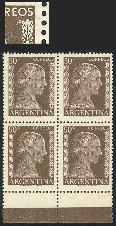 Lot 842 - Argentina general issues -  Guillermo Jalil - Philatino Auction #1931  ARGENTINA: Auction with interesting lots at budget prices!