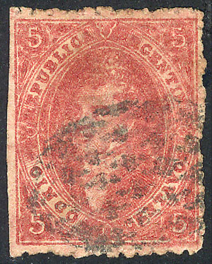 Lot 63 - Argentina rivadavias -  Guillermo Jalil - Philatino Auction #1941 ARGENTINA: Special November auction