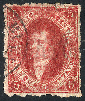 Lot 68 - Argentina rivadavias -  Guillermo Jalil - Philatino Auction #1941 ARGENTINA: Special November auction