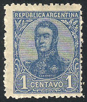 Lot 108 - Argentina general issues -  Guillermo Jalil - Philatino Auction #1941 ARGENTINA: Special November auction