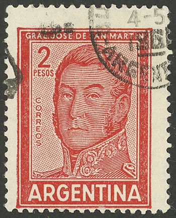 Lot 130 - Argentina general issues -  Guillermo Jalil - Philatino Auction #1941 ARGENTINA: Special November auction