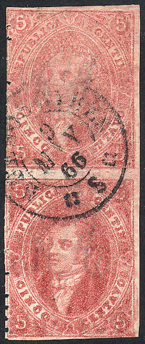 Lot 65 - Argentina rivadavias -  Guillermo Jalil - Philatino Auction #1941 ARGENTINA: Special November auction