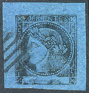 Lot 23 - Argentina corrientes -  Guillermo Jalil - Philatino Auction #1943 ARGENTINA: