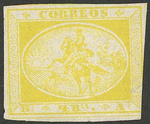 Lot 9 - Argentina gauchitos -  Guillermo Jalil - Philatino Auction #1943 ARGENTINA: