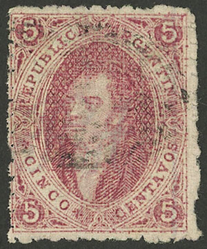 Lot 25 - Argentina rivadavias -  Guillermo Jalil - Philatino Auction #1944 ARGENTINA: Splendid selection of