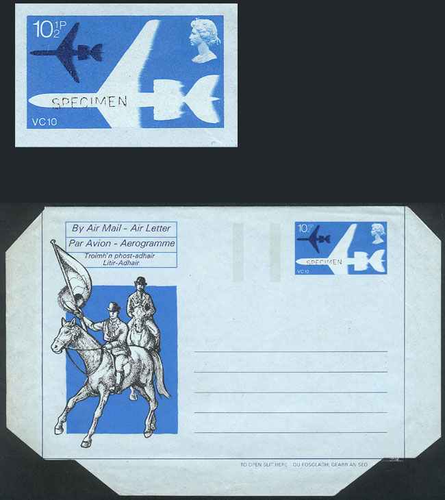 Lot 414 - Great Britain postal stationeries -  Guillermo Jalil - Philatino Auction #1946 WORLDWIDE POSTAL HISTORY, COVERS AND CARDS