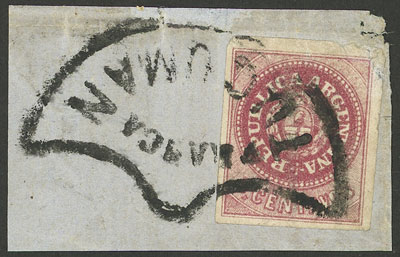 Lot 13 - Argentina escuditos -  Guillermo Jalil - Philatino Auction #1947 ARGENTINA: great auction with very interesting lots