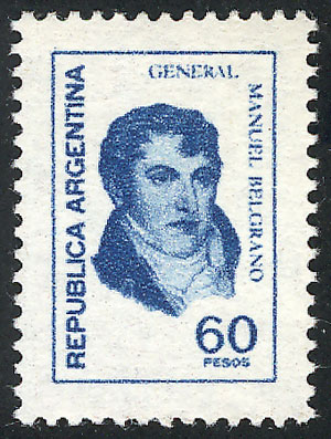Lot 432 - Argentina general issues -  Guillermo Jalil - Philatino Auction #1949  WORLDWIDE + ARGENTINA: End-of-year general auction