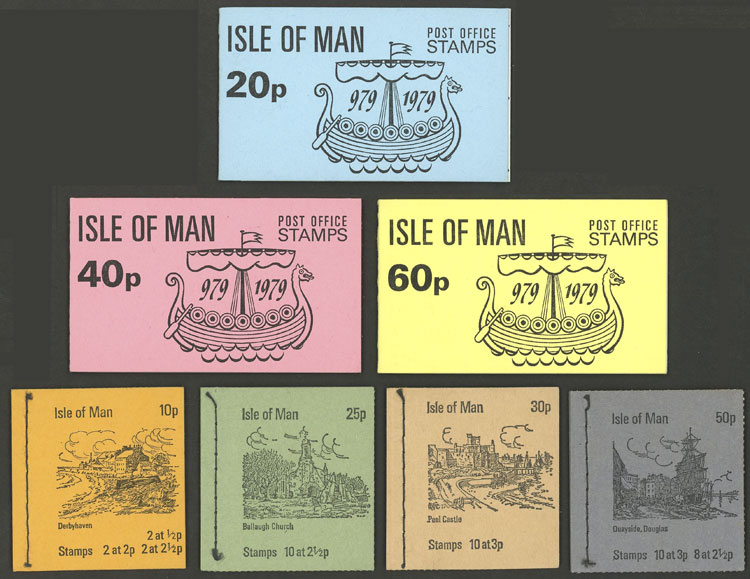 Lot 1551 - great britain - isle of man Lots and Collections -  Guillermo Jalil - Philatino Auction #1949  WORLDWIDE + ARGENTINA: End-of-year general auction