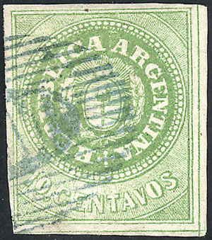 Lot 232 - Argentina escuditos -  Guillermo Jalil - Philatino Auction #1949  WORLDWIDE + ARGENTINA: End-of-year general auction