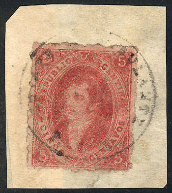 Lot 269 - Argentina rivadavias -  Guillermo Jalil - Philatino Auction #1949  WORLDWIDE + ARGENTINA: End-of-year general auction