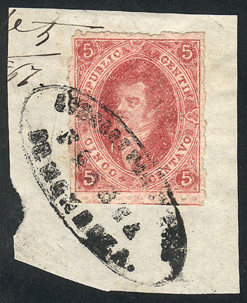 Lot 270 - Argentina rivadavias -  Guillermo Jalil - Philatino Auction #1949  WORLDWIDE + ARGENTINA: End-of-year general auction