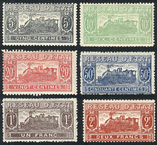 Lot 1483 - France parcel posts -  Guillermo Jalil - Philatino Auction #1949  WORLDWIDE + ARGENTINA: End-of-year general auction