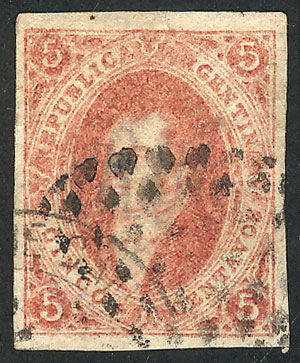Lot 241 - Argentina rivadavias -  Guillermo Jalil - Philatino Auction #1949  WORLDWIDE + ARGENTINA: End-of-year general auction