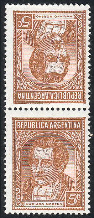 Lot 492 - Argentina general issues -  Guillermo Jalil - Philatino Auction #1950 ARGENTINA: