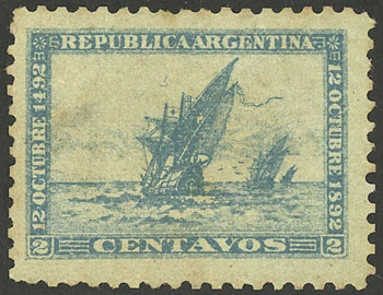Lot 197 - Argentina general issues -  Guillermo Jalil - Philatino Auction #1950 ARGENTINA: