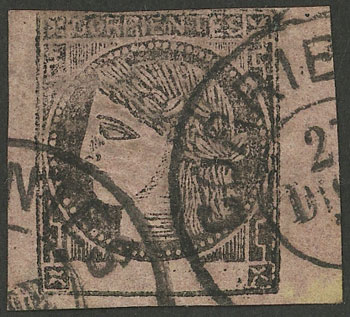 Lot 55 - Argentina corrientes -  Guillermo Jalil - Philatino Auction #1950 ARGENTINA: