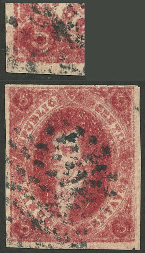 Lot 18 - Argentina rivadavias -  Guillermo Jalil - Philatino Auction # 2004 ARGENTINA: Special January auction, 101 RARE LOTS 101!