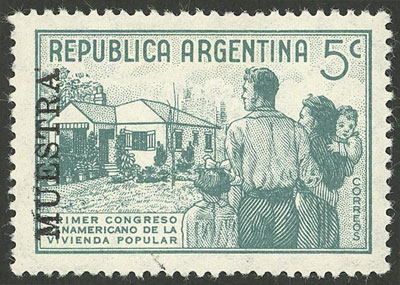 Lot 60 - Argentina general issues -  Guillermo Jalil - Philatino Auction # 2004 ARGENTINA: Special January auction, 101 RARE LOTS 101!