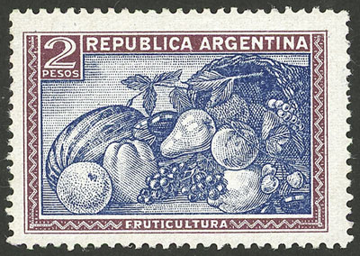 Lot 47 - Argentina general issues -  Guillermo Jalil - Philatino Auction # 2004 ARGENTINA: Special January auction, 101 RARE LOTS 101!