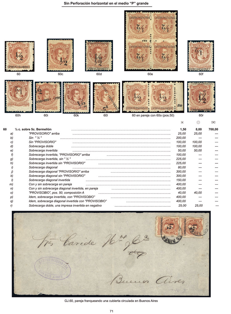 Lot 1 - Argentina books -  Guillermo Jalil - Philatino Auction # 2006 WORLDWIDE + ARGENTINA: Selection of covers of all periods, cards, postal stationeries and more!