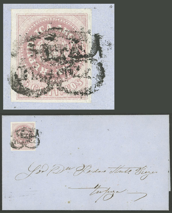 Lot 100 - Argentina escuditos -  Guillermo Jalil - Philatino Auction # 2006 WORLDWIDE + ARGENTINA: Selection of covers of all periods, cards, postal stationeries and more!