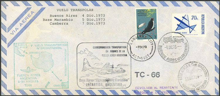 Lot 196 - Argentina postal history -  Guillermo Jalil - Philatino Auction # 2006 WORLDWIDE + ARGENTINA: Selection of covers of all periods, cards, postal stationeries and more!