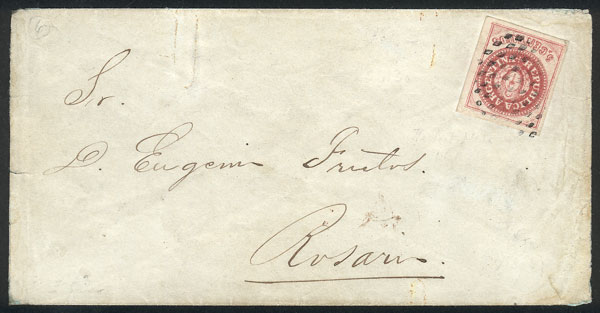 Lot 102 - Argentina escuditos -  Guillermo Jalil - Philatino Auction # 2006 WORLDWIDE + ARGENTINA: Selection of covers of all periods, cards, postal stationeries and more!