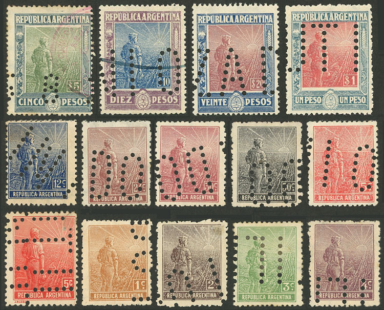 Lot 1083 - Argentina Lots and Collections -  Guillermo Jalil - Philatino Auction # 2007  ARGENTINA: small but very attractive auction