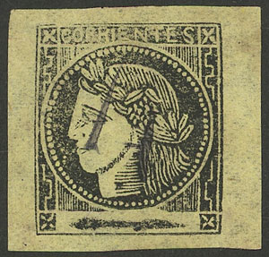 Lot 19 - Argentina corrientes -  Guillermo Jalil - Philatino Auction # 2007  ARGENTINA: small but very attractive auction