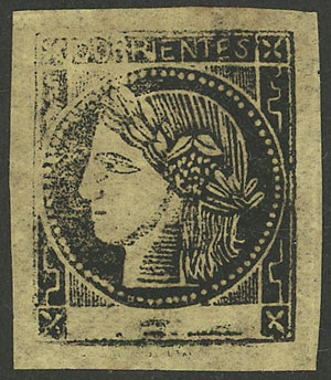 Lot 11 - Argentina corrientes -  Guillermo Jalil - Philatino Auction # 2007  ARGENTINA: small but very attractive auction