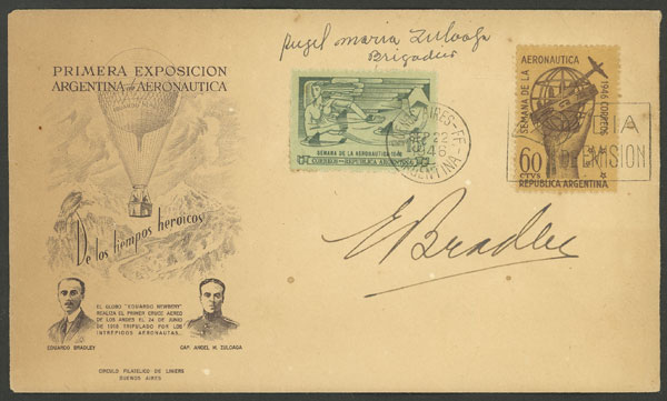 Lot 462 - Argentina general issues -  Guillermo Jalil - Philatino Auction # 2008 ARGENTINA: