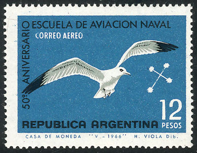 Lot 240 - Argentina airmail -  Guillermo Jalil - Philatino Auction # 2009 WORLDWIDE + ARGENTINA: First general auction of the year!
