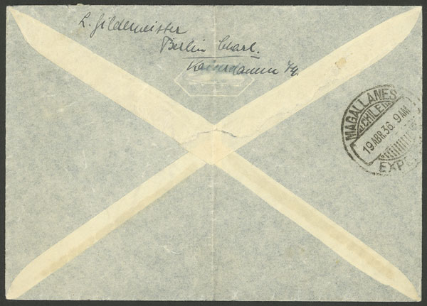 Lot 50 - germany postal history -  Guillermo Jalil - Philatino Auction # 2009 WORLDWIDE + ARGENTINA: First general auction of the year!