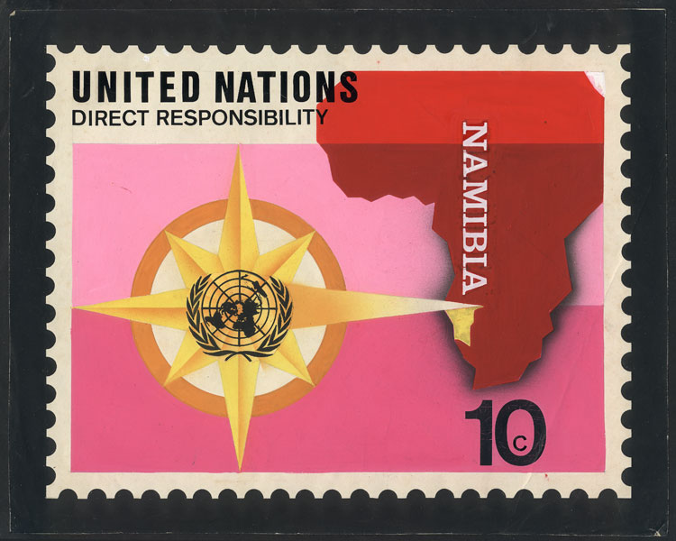 Lot 839 - united nations general issues -  Guillermo Jalil - Philatino Auction # 2009 WORLDWIDE + ARGENTINA: First general auction of the year!