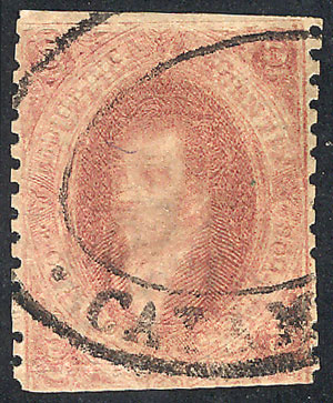 Lot 37 - Argentina rivadavias -  Guillermo Jalil - Philatino Auction # 2010 ARGENTINA: Small special sale with good lots!