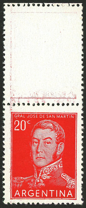 Lot 146 - Argentina general issues -  Guillermo Jalil - Philatino Auction # 2015 ARGENTINA: Special auction for the quarantine