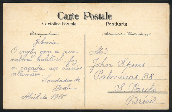 Lot 1004 - France postcards -  Guillermo Jalil - Philatino Auction # 2024 WORLDWIDE - ARGENTINA: Special June auction