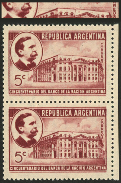 Lot 413 - Argentina general issues -  Guillermo Jalil - Philatino Auction # 2023 ARGENTINA: