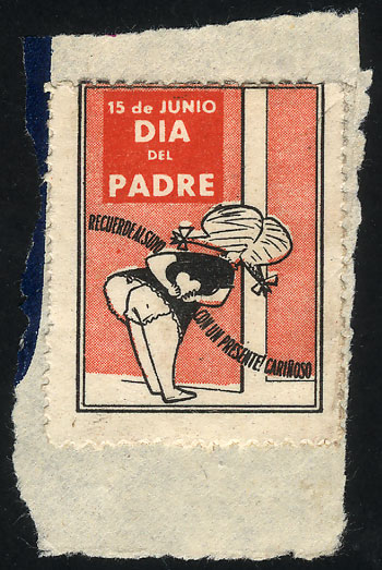 Lot 1399 - Argentina cinderellas -  Guillermo Jalil - Philatino Auction # 2023 ARGENTINA: