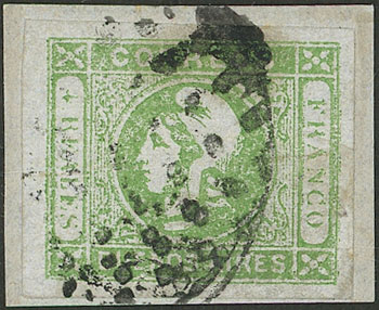 Lot 7 - Argentina cabecitas -  Guillermo Jalil - Philatino Auction # 2027 ARGENTINA: Special July auction